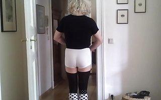 Paula07 from behind