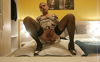 Vispa Gattina 19 - How wonderful to hold in your belly a lovely, tickling, stimulating objec